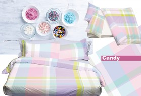 Candy copriletto